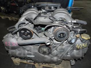Двигатель. Subaru Legacy Lancaster, BHE Двигатель EZ30