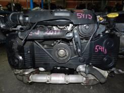 Двигатель в сборе. Subaru Legacy, BE5, BH5 Subaru Legacy B4, BE5 Двигатели: EJ20, EJ206