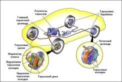 Ремонт тормозной системы.