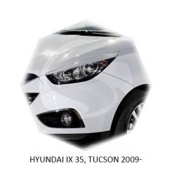 Накладка на фару. Hyundai ix35, LM Двигатели: D4HA, G4KD, G4NA