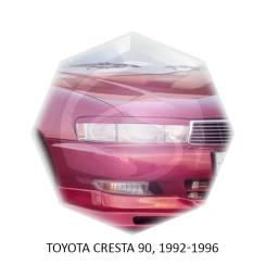 Накладка на фару. Toyota Cresta, GX100, JZX100, LX100