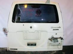 Дверь багажника. SsangYong Korando