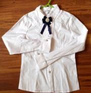 Блузки школьные. Рост: 146-152, 158-164 см