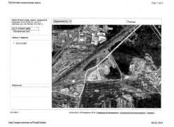 Земельный участок под строительство склада/офиса. 21 000кв.м., аренда