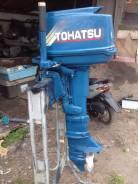 Tohatsu. 12,00л.с., 2х тактный, бензин, нога L (508 мм), Год: 1990 год
