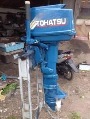 Tohatsu. 12,00л.с., 2х тактный, бензин, нога L (508 мм)