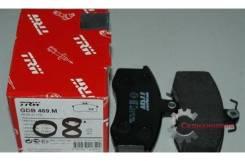 Колодки тормозные NISSAN MICRA 03>/RENAULT CLIO 05>передние