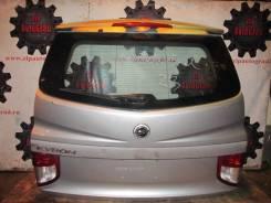 Дверь багажника. SsangYong Kyron, 1 Двигатель D20DT