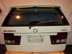 Дверь багажника. SsangYong Musso Двигатель 662661
