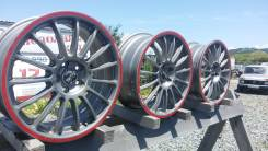 OZ Racing. 7.0x17, 5x100.00, ET48, ЦО 56,0 мм.