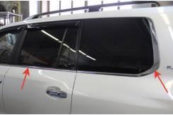 Молдинг стекла. Toyota Land Cruiser. Под заказ