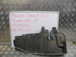 Защита двигателя. Mitsubishi Lancer, CS1A, CS3W Двигатели: 4G13, 4G18, 4G63