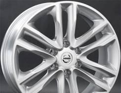 Nissan. 8.0x20, 6x139.70, ET35, ЦО 77,8мм.