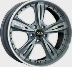 ASA Wheels. 8.0x18, 5x120.00, ET48, ЦО 73,0мм.