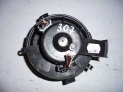 Мотор печки. Peugeot 307, 3A/C, 3H, 3A, C
