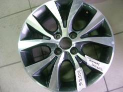 Hyundai Solaris. 6.0x16