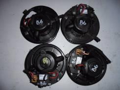 Мотор печки. Volkswagen Passat, 3B6, 3C2, 3C5