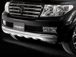 Обвес кузова аэродинамический. Toyota Land Cruiser, UZJ200W, GRJ200, VDJ200, J200, UZJ200, URJ200 Двигатели: 2UZFE, 1GRFE, 1VDFTV, 3URFE. Под заказ