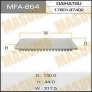 Фильтр воздушный. Toyota Passo, QNC10 Toyota Passo Sette, M502E, M512E Daihatsu Boon Двигатели: K3VE, 3SZVE