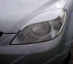 Накладка на фару. Mazda Demio, DY3R, DY5W, DY3W, DY5R