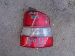 Стоп-сигнал. Mazda Demio, DW3W, DW5W Двигатели: B5ME, B3E, B3ME, B5E