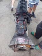 Механическая коробка переключения передач. Mitsubishi Pajero, V44WG, V44W Двигатель 4D56