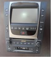 Дисплей. Lexus GS300, GRS190 Lexus GS300 / 430 / 460 Двигатель 3GRFSE. Под заказ из Ангарска