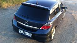 Спойлер. Opel Astra