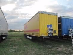 Krone SDP27. Крона полуприцеп, 41 000 кг.