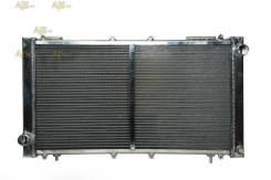 Радиатор охлаждения двигателя. Subaru Legacy, BF5, BC5 Subaru Impreza, GC8, GF8 Subaru Forester Двигатели: EJ20G, EJ20K, EJ22G, EJ207, EJ20