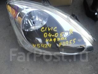 Фара. Kia Combi Honda Civic, EU4, EU1, EU2, EU3 Двигатели: D4AL, D4DA, D15B, D17A