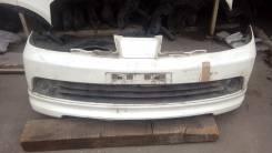 Бампер. Nissan Tiida, C11 Двигатели: HR16DE, HR15DE, MR18DE