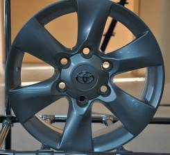 Toyota Land Cruiser Prado. 7.0x16, 6x139.70, ET30, ЦО 106,1мм.