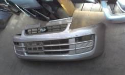Бампер. Subaru Pleo, RA2 Двигатель EN07