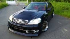 Капот. Toyota Mark II, JZX110