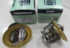 Термостат 6D16 / 6D22 / D6AC / D6CA / 25540-72410 / 2554072420 / 2551072410 / T=82C / D=82 mm / H=76