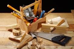 Опытный плотник, все работы (двери, крыши, бани, мебель на заказ и др. )