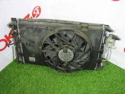 Радиатор охлаждения двигателя. Mercedes-Benz A-Class