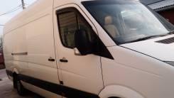 Volkswagen Crafter. Продается грузовой фургон, 2 500 куб. см., 3 500 кг.
