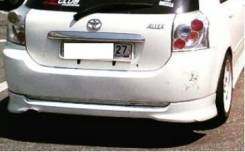 Бампер. Toyota Allex Toyota Corolla Runx