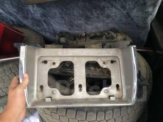 Накладка на дверь багажника. Toyota Hiace, KZH106G, KZH106W Двигатель 1KZTE