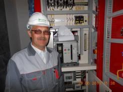 Инженер-электрик. Высшее образование, опыт работы 10 лет