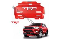 Защита двигателя. Toyota Hilux Pick Up, KUN25L, KUN26L Toyota Hilux