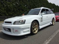 Бампер. Subaru Legacy Wagon, BH5, BHE, BE5, BEE Subaru Legacy, BE5, BEE, BH5, BHE Subaru Legacy B4, BE5, BEE