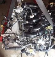 Двигатель. Toyota Mark X, GRX120 Двигатель 4GRFSE