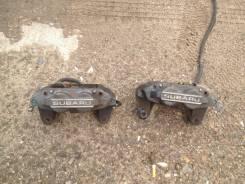Суппорт тормозной. Subaru Forester, SF5, SG5, SF9, SG9, SG