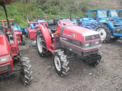 Mitsubishi MT23. Трактор с фрезой, реверс, ГУР, 4 wd, 4 цилиндра