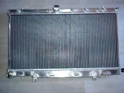 Радиатор охлаждения двигателя. Subaru Legacy B4 Subaru Impreza, GGC, GGB, GGA, GG, GD, GD9, GG9, GD4, GD3, GD2, GG5, GG3, GG2, GDD, GDC, GDB, GDA, GGD