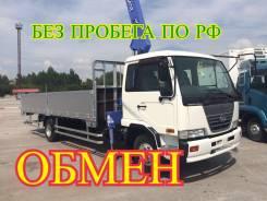 Nissan Diesel. Самогруз , 2003 г. в. Без пробега по РФ, ТНВД простой, 7 000 кг.