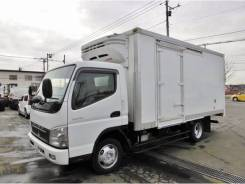 Mitsubishi Canter. рефрижератор под полную пошлину на заказ из Японии., 4 900 куб. см., 3 000 кг. Под заказ